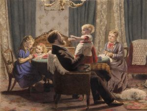 Family Games: Victorian Parlour Games