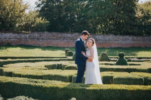Spotlight on…a wedding at Basing House