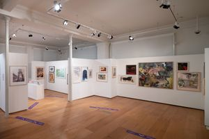 A Virtual Tour: Sunday Times Watercolour Competition 2020