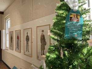 Community Christmas Trees: Veterans