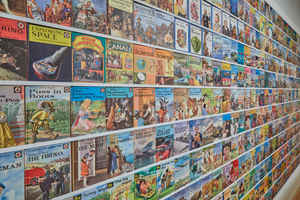 Exhibition Spotlight: The Wonderful World of the Ladybird Book Artists, part 2